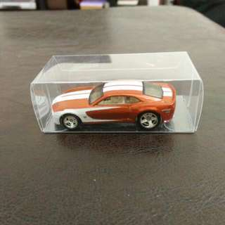 Pvc Clear Box for Hotwheels/Tomica loose