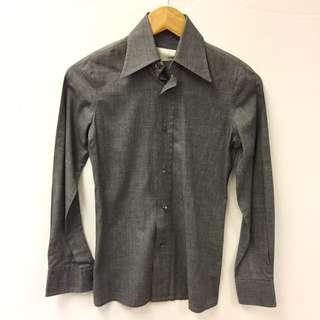 MMM grey shirt size 38