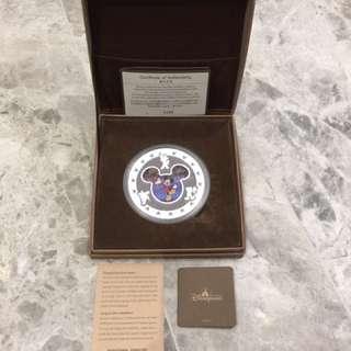 Hong Kong Disney Grand Opening 2005 Coin