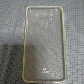Rarely Used lg G6 Godspery Transparent Cover