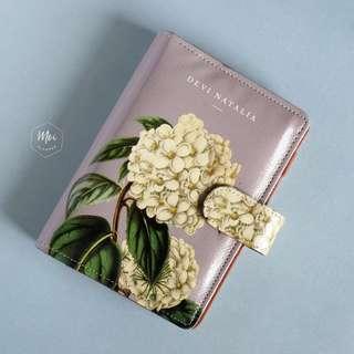 Vintage Floral Custom Planner, Custom Binder, Custom Journal
