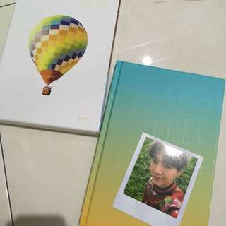 BTS Young Forever Day Ver With Suga PC
