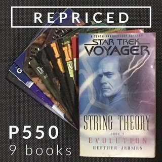 9-pc Book Bundle #4 (repriced)