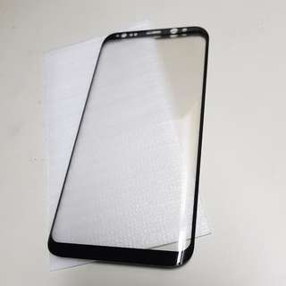 S8 Plus Curved Tempered Glass