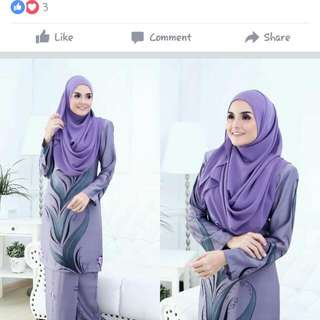 Baku Kurung Nurjannah Collection