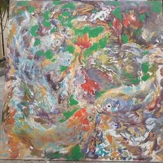 Impressionist Koi