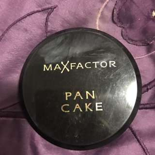 Max Factor Pan Cake - Fair Natural