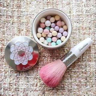 代購 GUERLAIN - 幻彩流星綻白蜜粉球 Météorites pearls powder