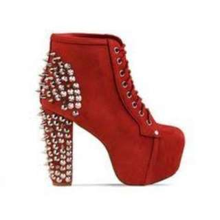 Genuine Jeffrey Campbell Spike Lita Shoes