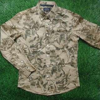 "Avirex Shirt ""Tropical camouflage"""