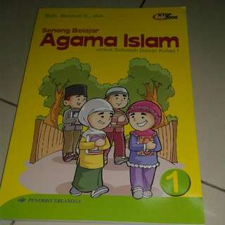 Buku Sd Kelas 1 Agama Islam