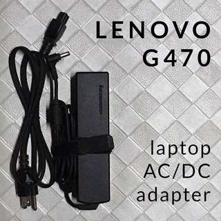 Lenovo G470 laptop AC/DC Adapter and Cord