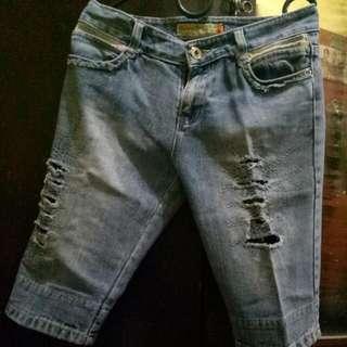 Celana Jeans Rippead