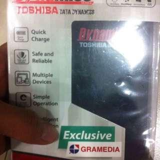 SALE!!Powerbank Toshiba