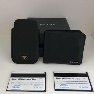 PRADA Wallet (Original 100%)