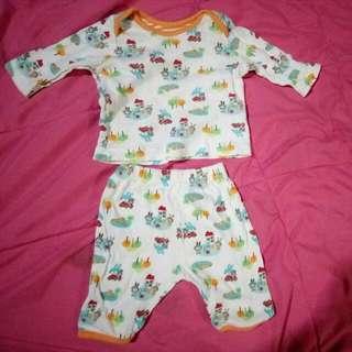 Baju Tdur Mother Care For New Born Sampai 4,5 Kg Berat Anaknya.. Free Ongkir