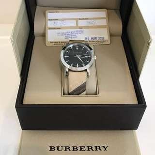 BURBERRY Watches (Original 100%)
