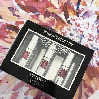 Lancome Lipgloss Set