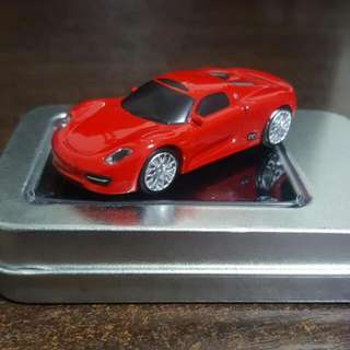 8GB 16GB 32GB Red Porsche Car Model USB Flash Drive