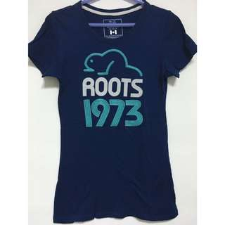 ROOTS 短袖