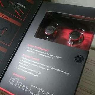 Msi GH10電競重低音耳機