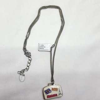 Accessorize Suitcase Necklace