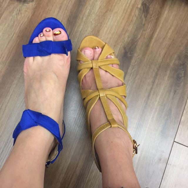 全新根鞋(23.5)