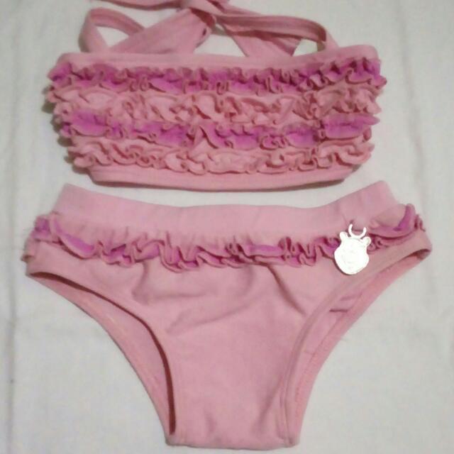 2pc Swimsuit (Pooh)