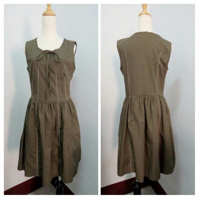 梵倫鐵諾洋裝