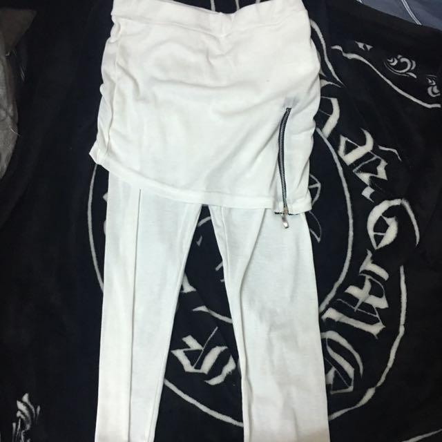 假兩件褲子
