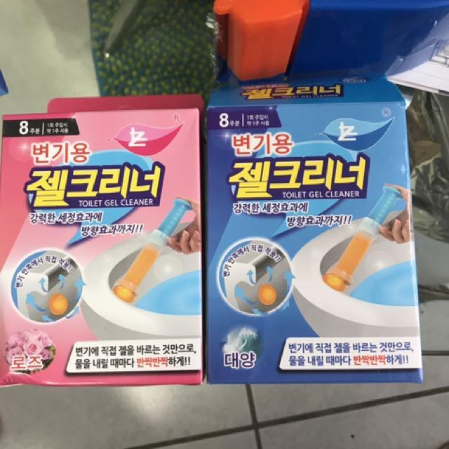 韓國原裝馬桶清潔芳香劑