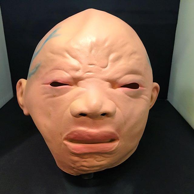 哭娃搞笑面具