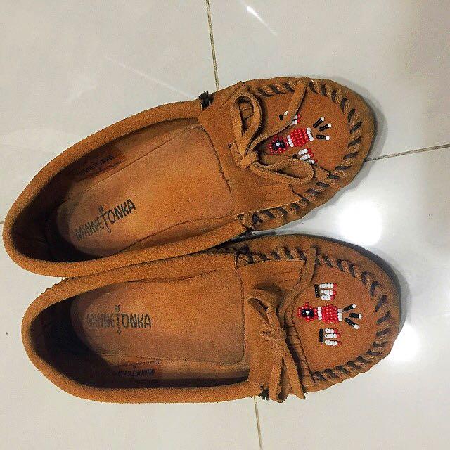 正貨👍莫卡辛鞋24.5cm