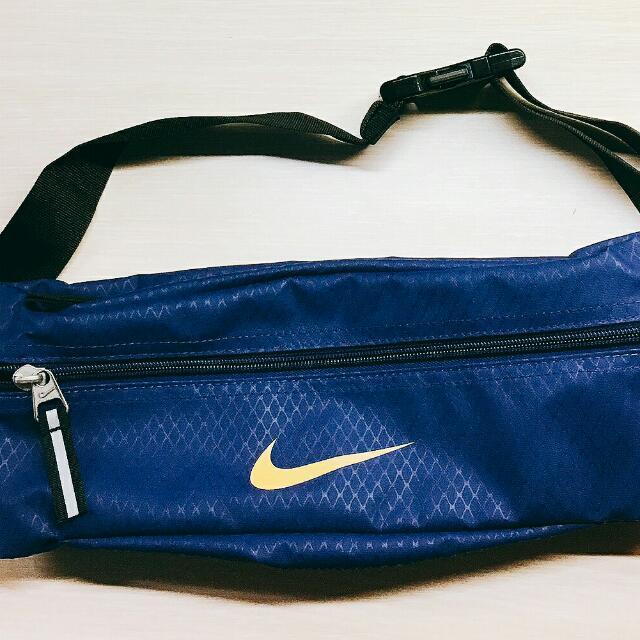 可換物  全新正品 Nike腰包