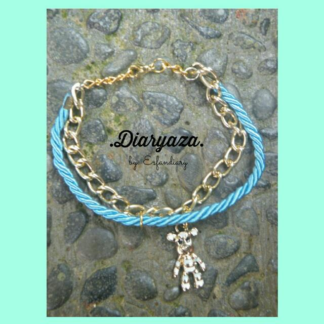 ☆ SIMPLE TEDDY BEAR BRACELET ☆