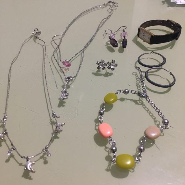 Accessories/Jewelry Bundle