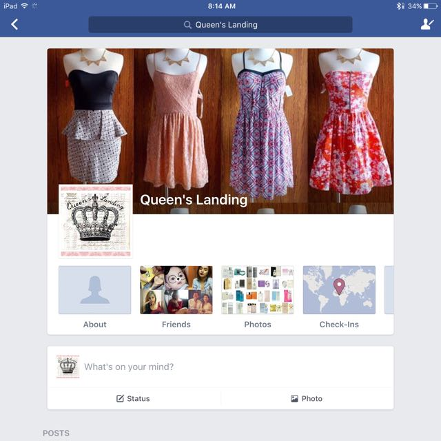 add Me On Fb For Affordable Branded Clothes
