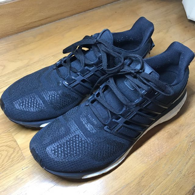 beb0081d6689 Adidas Energy Boost 3 (black) M