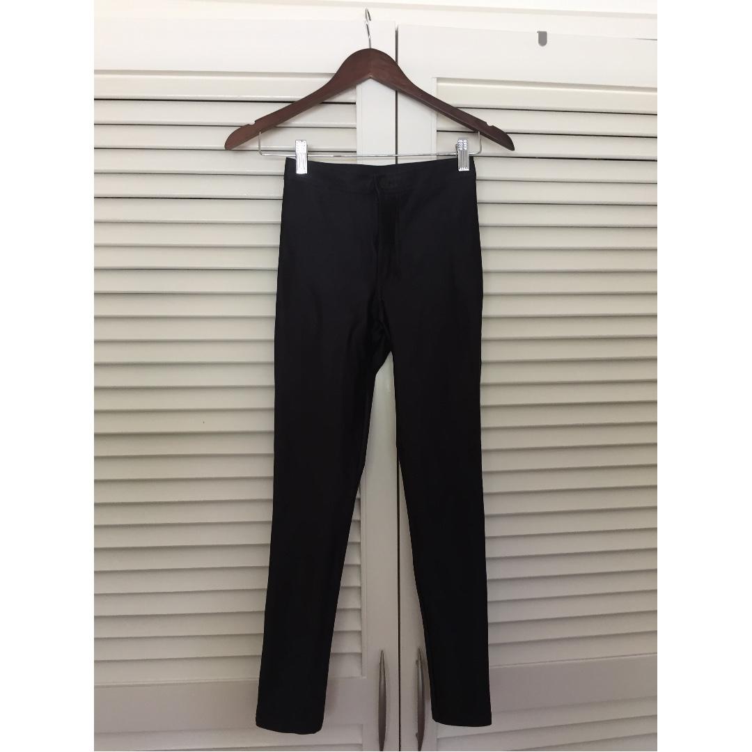 American Apparel Disco Pants (BLACK XS)