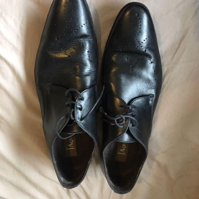 Aquila Men's Dress Shoes Size 44