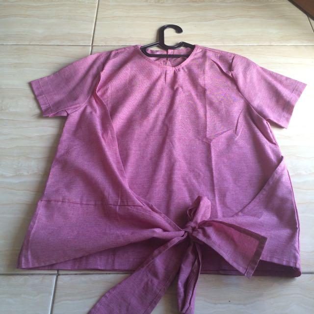 Atasan Bangkok Warna Pink