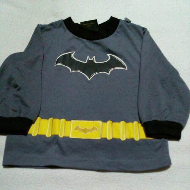 Authentic Batman Sweater