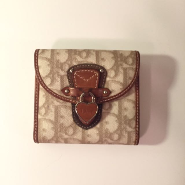 Authentic Christian Dior Wallet