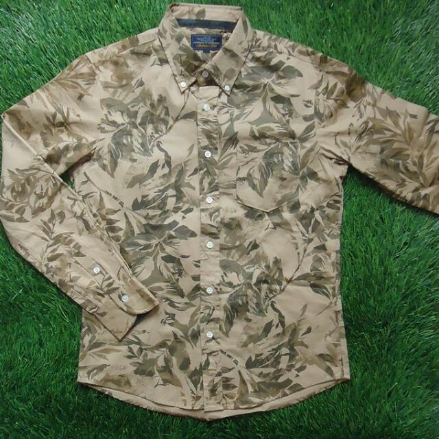 "Avirex Shirt ""Tropical camouflage"""