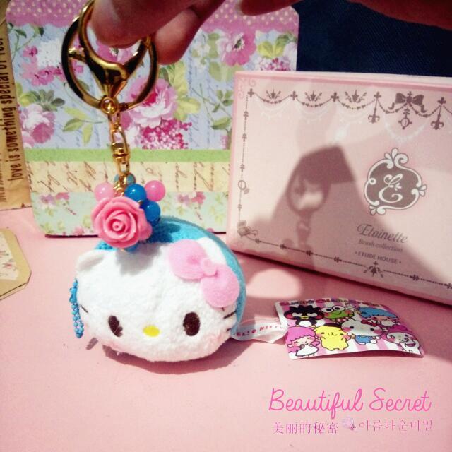 Bagcharm Tsum2 Hello Kitty Sanrio