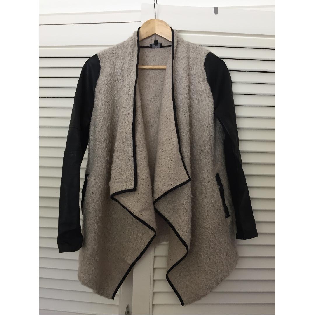 Bardot jacket (Size 6)