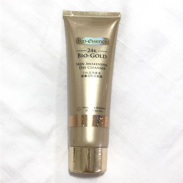 Bio-essence 24K Gold Cleanser