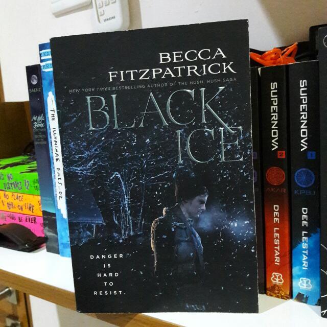 Black Ice by. Becca Fitzpatrick