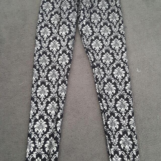 Black Milk Leggings Size Xs