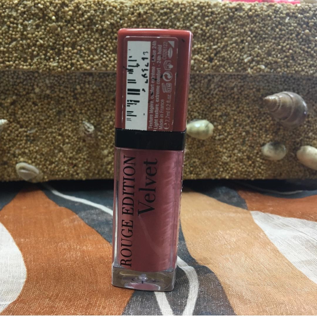 Bourjois Rouge Edition Velvet (12 Beau brun)